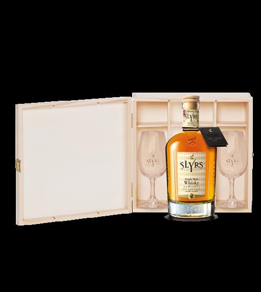 Single Malt Whisky 700 ml Holzkiste