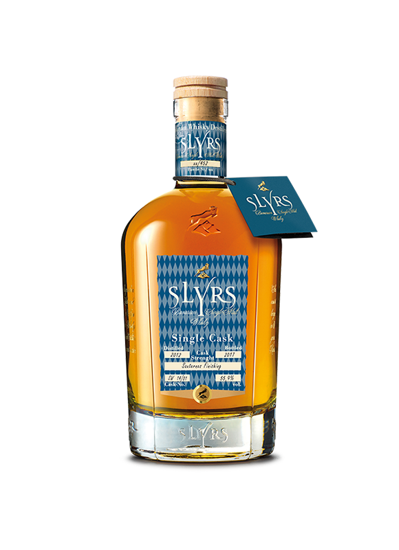 SLYRS Single Malt Whisky Single Cask 58,3% vol. 0,7 l Ed. 2017