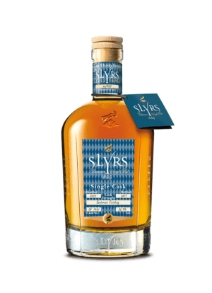 SLYRS Single Malt Whisky Single Cask 58,3% vol. 0,7 l Ed. 2017