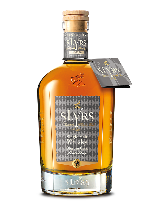 SLYRS Whisky Oloraso 46% 700ml