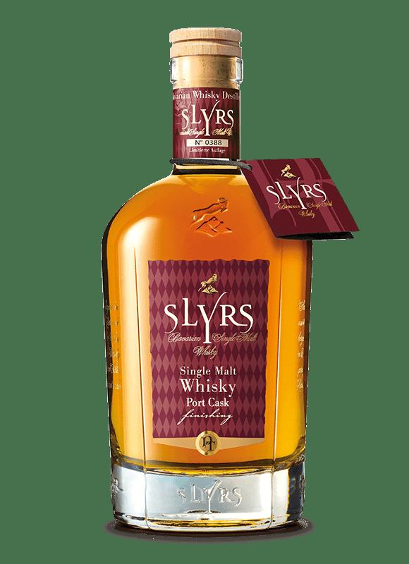 SLYRS Whisky Portwein 46% 700ml