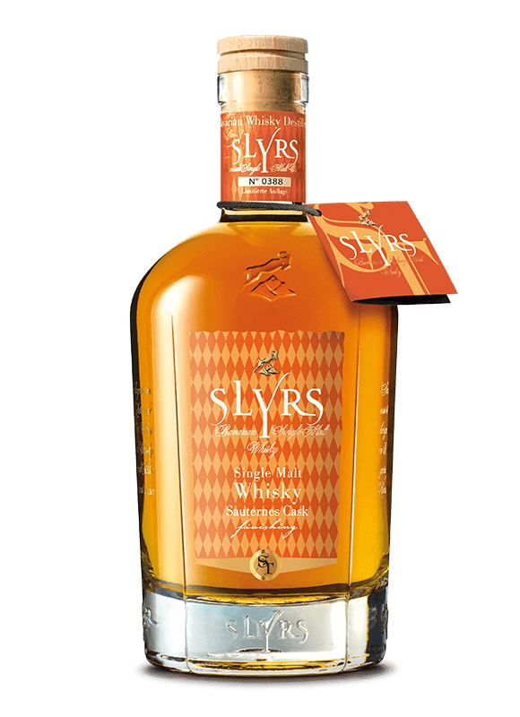 SLYRS Whisky Sauternes 46% 700ml