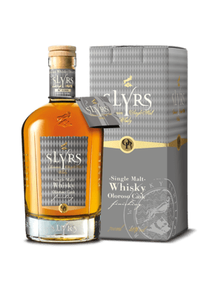 SLYRS Whisky Oloroso 46% 700ml mit Verpackung