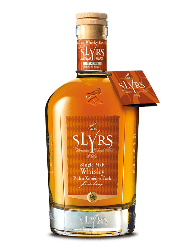 SLYRS Whisky Pedro Ximénez 46% 700ml
