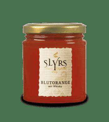 SLYRS Fruchtaufstrich Blutorange