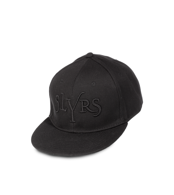SLYRS Cap schwarz