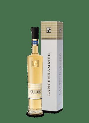 Lantenhammer Schlehengeist 42% vol. 0,5 l im SLYRS Whiskyfass gereift