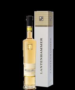 Lantenhammer Williamsbirnenbrand 42% vol. 0,5 l im SLYRS Whiskyfass gereift