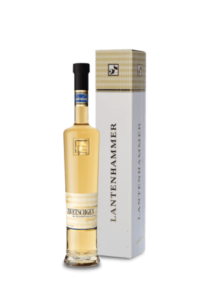 Lantenhammer Zwetschgenbrand 42% vol. 0,5 l im SLYRS Whiskyfass gereift