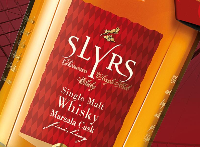 Single Malt Whisky Marsala Cask Auszeichnung