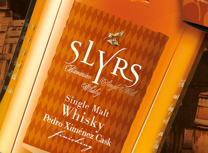 Single Malt Whisky Pedro Ximénez Cask Auszeichnung