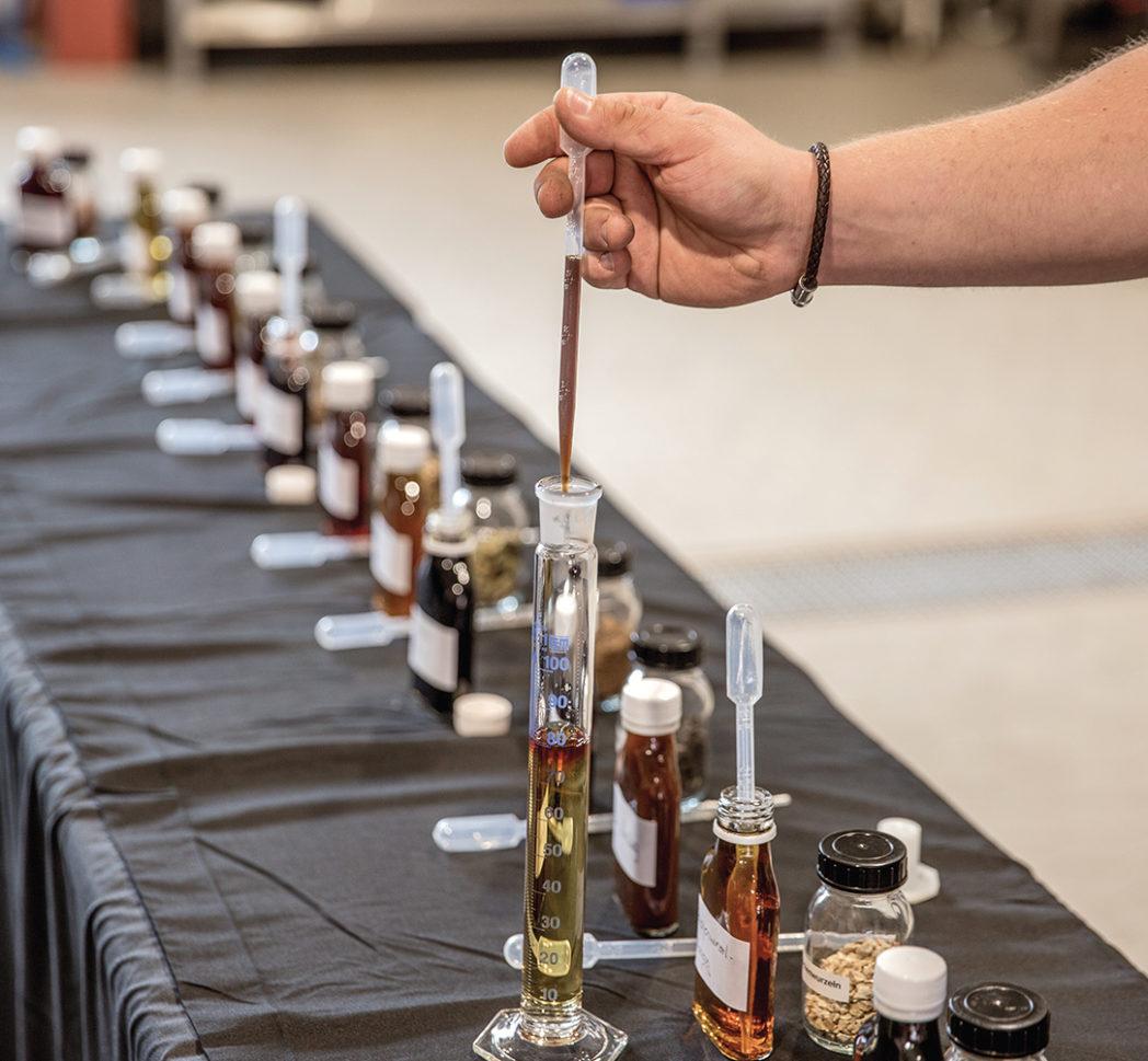 SLYRS Whisky Workshop in Bayern am Schliersee