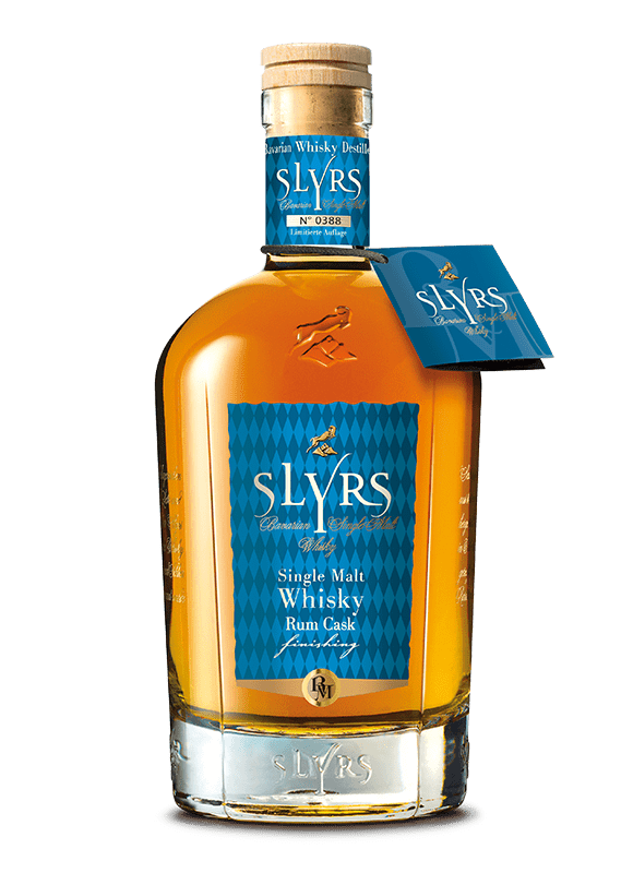 SLYRS Rum Cask 700ml Finishing
