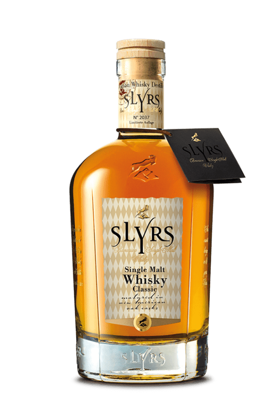 SLYRS Single Malt Whisky Classic 700ml