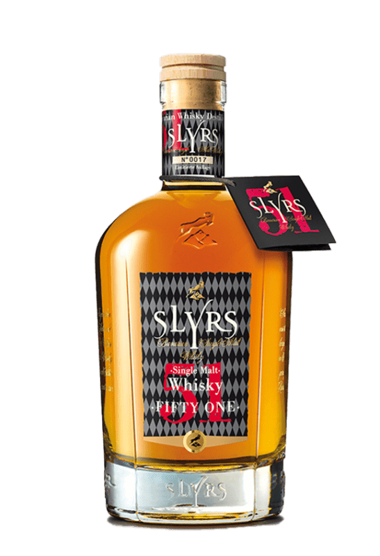 SLYRS Single Malt Whisky 51 (Fifty One)