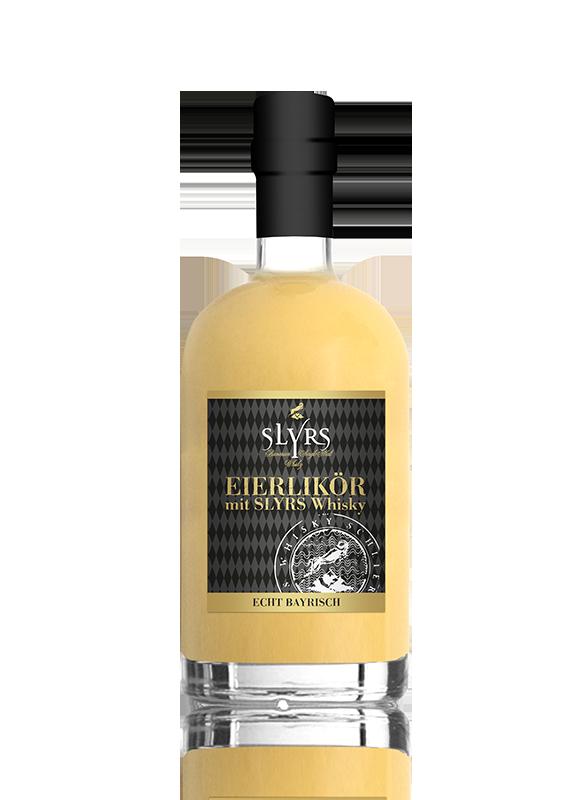 SLYRS Eierlikör mit Whisky 500ml