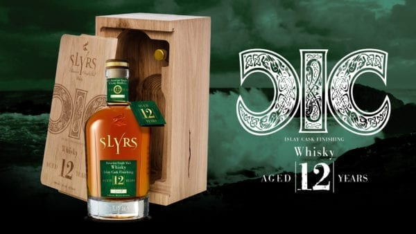 SLYRS Single Malt Whisky Islay Cask