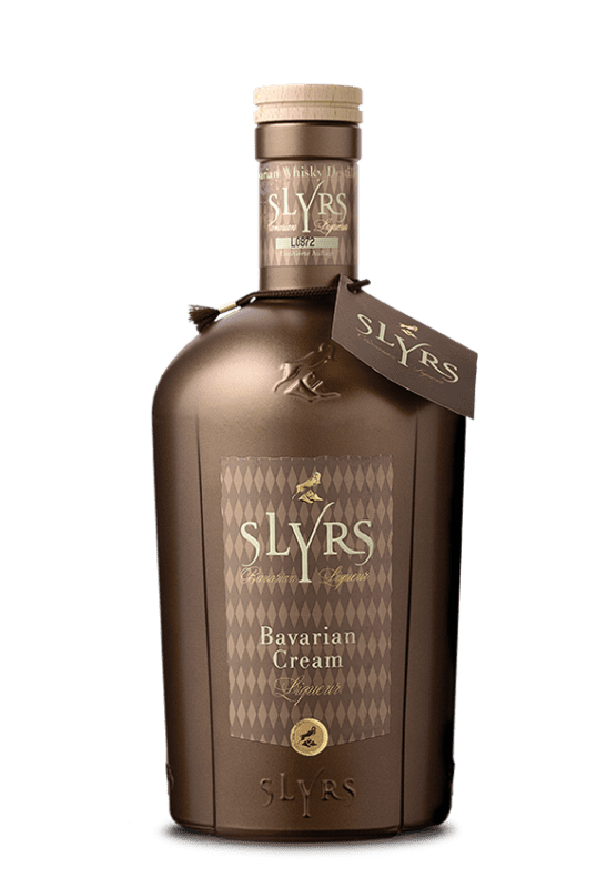 Whiskey Bavarian Cream Liqueur SLYRS