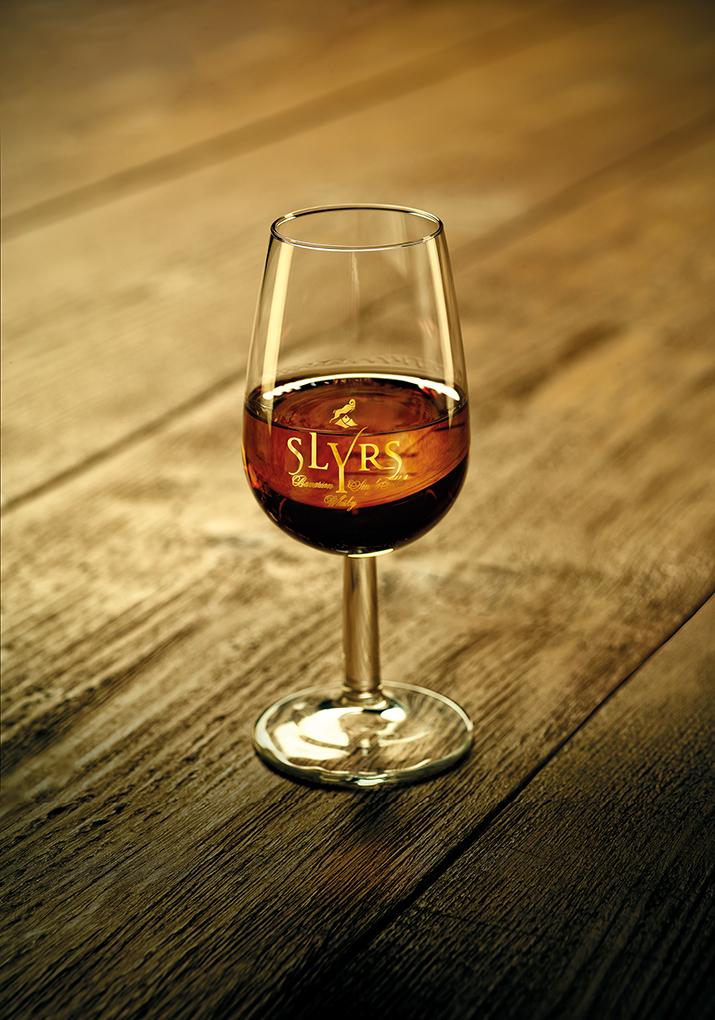 SLYRS Whisky Glas