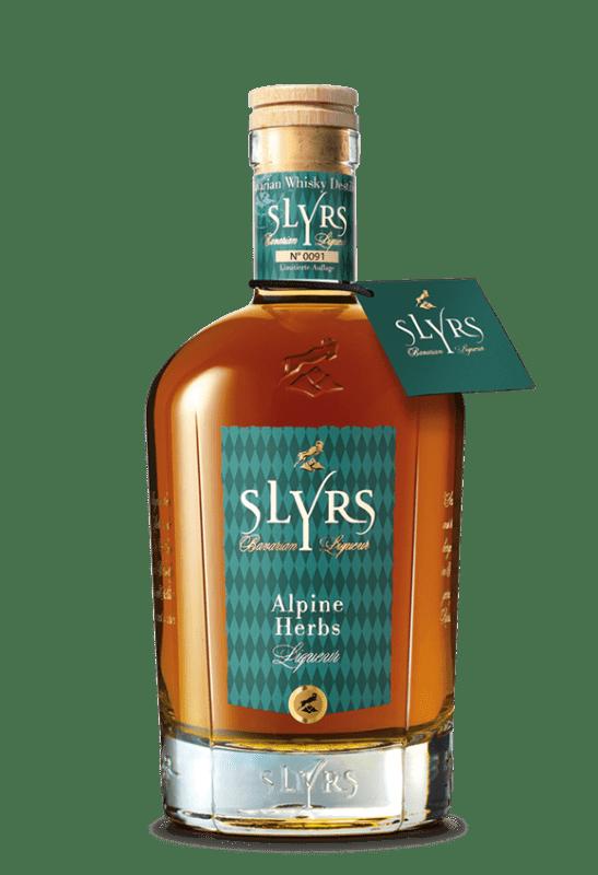SLYRS Alpine Herbst Liqueuer