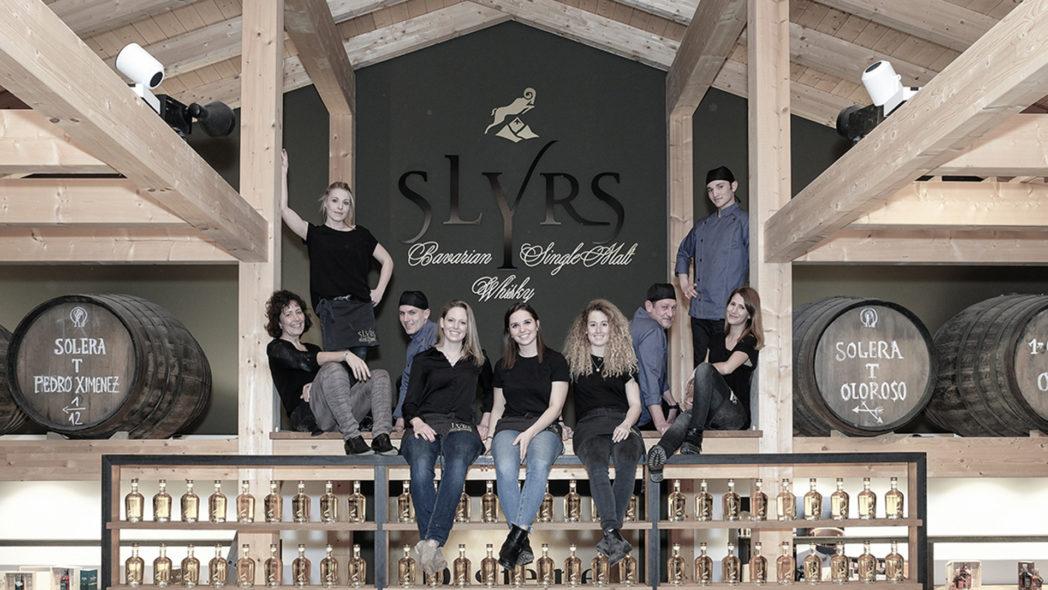 SLYRS Team Wir suchen Dich
