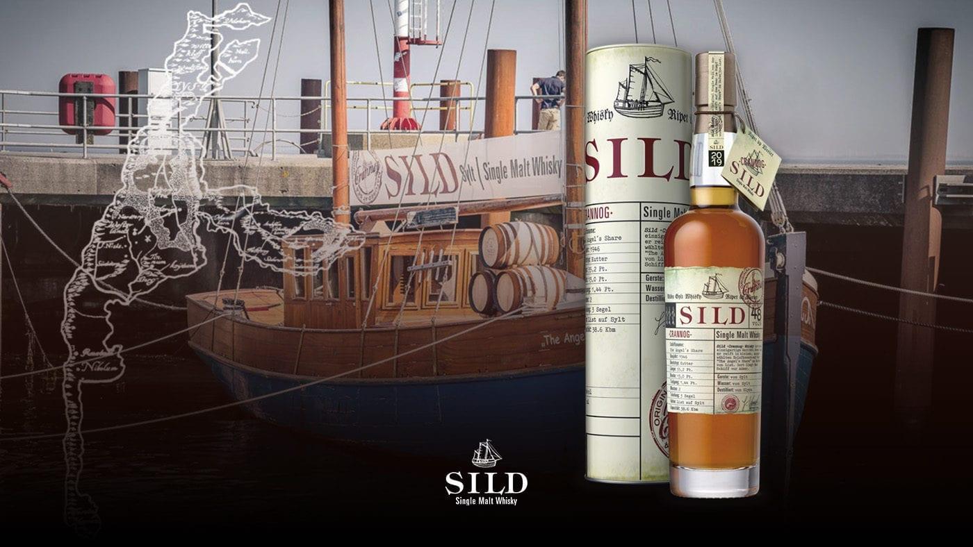Slyrs Single Malt Sild aus Sylt