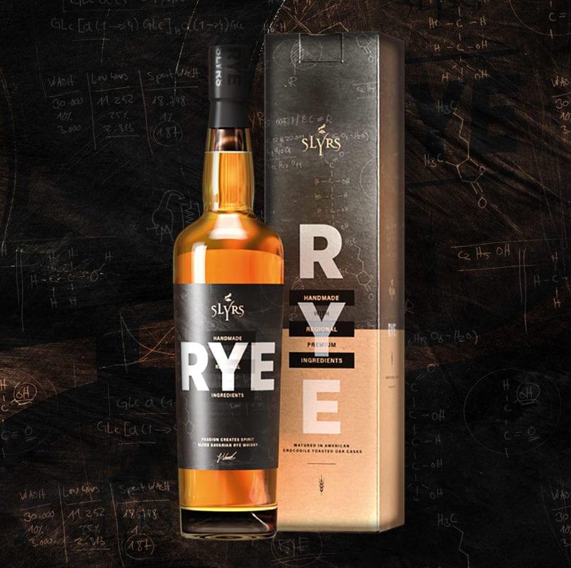 SLYRS - RYE Whisky
