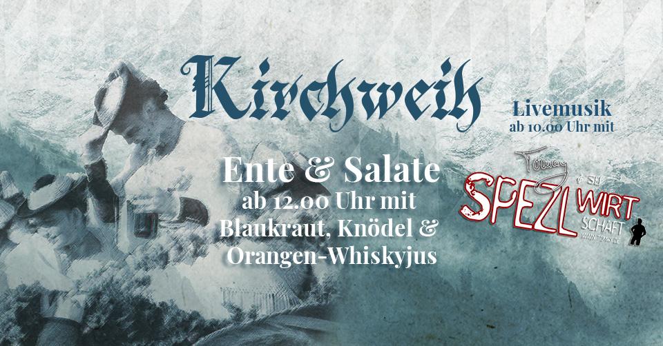 Banner SLYRS Kirchweih