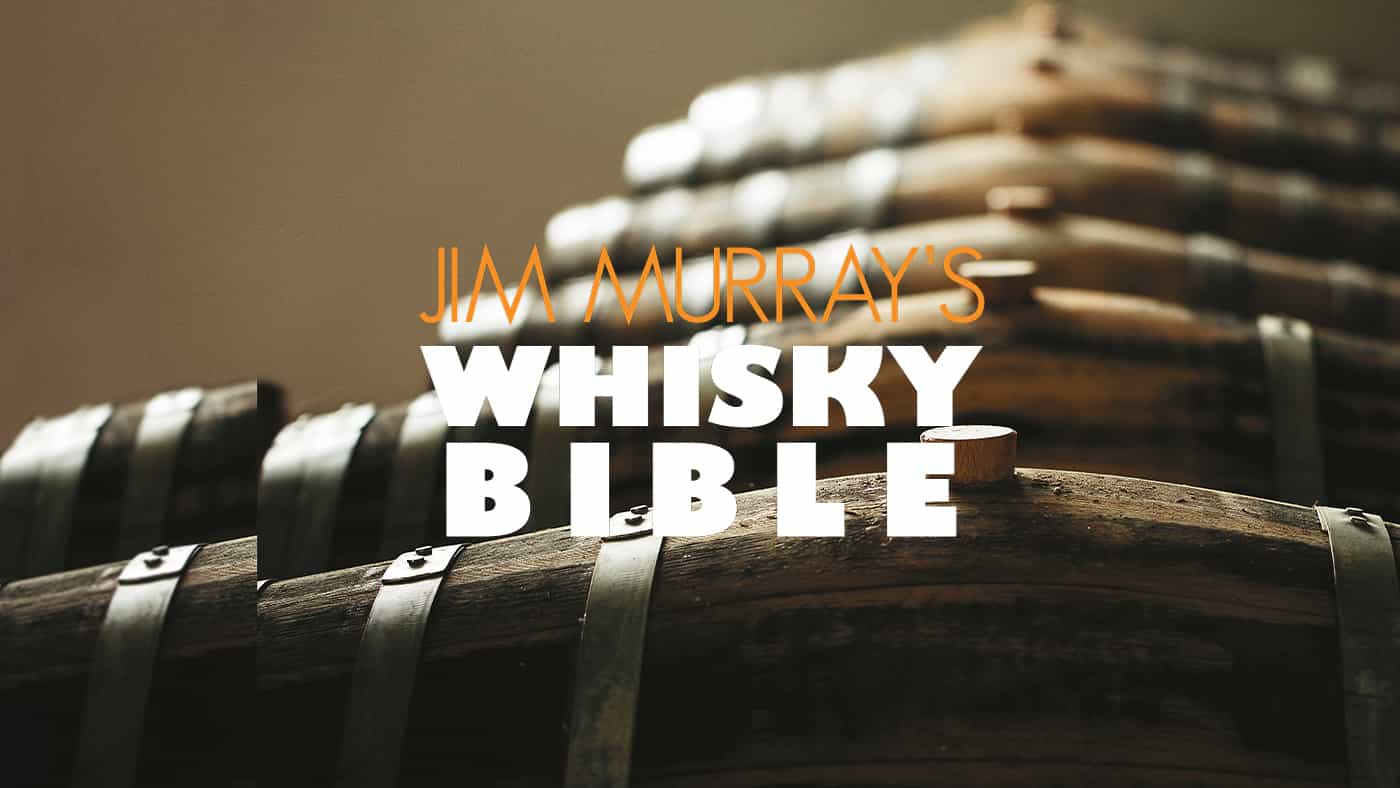 SLYRS Jim Murrays Whisky Bible